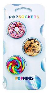 Popsockets Popminis Sweet Tooth Donut 🍩 Candy 🍭 🍪 Pop Mini Popmini PopSocket