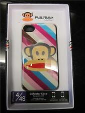 Stripe Paul Frank Iphone 4/4S Hard Protective Deflector Case Cover Uncommon Rare