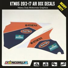 KTM SX 85 2013 2014 2015 2016 2017 AIRBOX MOTOCROSS MX GRAPHICS DECALS STICKERS