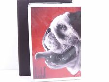 100% Authentic Dunhill Playing Cards Bulldog Red Unused Z919