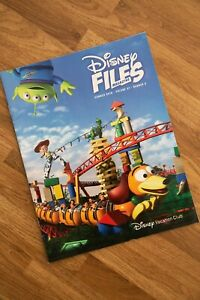 Disney Files Magazine - Summer 2018 Volume 27 No 2 - Toy Story Land DVC