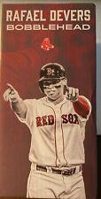 RED SOX BOBBLEHEAD - Rafael Devers - Unopened 2020 Promotional Item