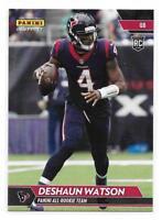 2017 Panini Instant NFL All-Rookie Team DeShaun Watson Rookie Card - 1 of 300