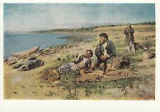 Post Card - Russian Painting (16) / русской живописи