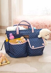 NWT Matilda Jane Brilliant daydream the Essentials Diaper Bag