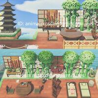 Japanese Style Seaside Spa Outdoor Furniture Set 32 PCs - New Horizons