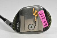 Adams Speedline 9032Ti 14.5* Fairway Wood Right Aldila Voodoo Stiff Flex # 66215