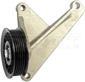 Dorman 34158 Air Conditioning Bypass Pulley
