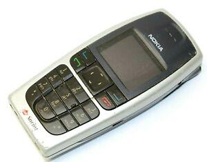 Nokia 6016i Sprint Bar Type Cellphone Soft Numeric Keypad Cellular Phone Handset