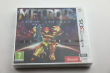 Jeu METROID SAMUS RETURNS sur Nintendo 3DS Version française Neuf New