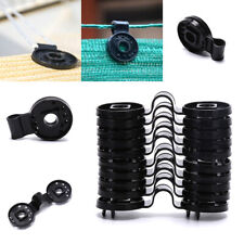 10PCS Greenhouse Film Clip Agriculture Sun Shade Clips Tools Hang Expand Grom od