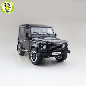 1/18 Land Rover Defender 90 Works V8 70th 2017 LCD Models Diecast Model Toys Car