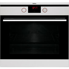 Amica 11433TSXPYRO Built In 60cm Electric Single Oven Stainless Steel New
