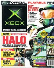 XBOX The Official Magazine Various Months