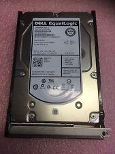 DELL EQUALLOGIC PS6500E WK0CR 9FS066-057 600GB 10K 3.5 SAS HDD & TRAY 0941955-05