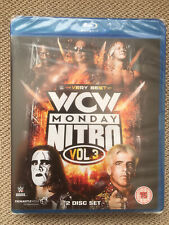 WWE WCW Blu Ray NEW & SEALED The Best of Monday Nitro Volume Three 2 Disk set