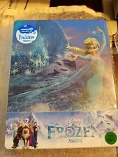 FROZEN STEELBOOK [NEW/OOP/RARE/3D+2D] KimchiDVD 1/4 Slip Exclusive #294/300