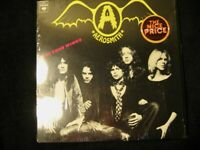 Aerosmith Get Your Wings LP Columbia PC-32847 1984 VG+