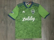 Adidas Seattle Sounders FC MLS Replica Soccer Jersey Youth Boys Girls XL NWT