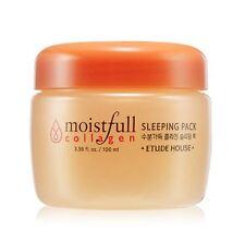 Etude House Moistfull Collagen Sleeping Pack 100ml Moisture Gel Type