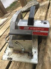 "Vintage Circular Saw 7 1/2"" American Made Power Tool Electro Engineering #1222"