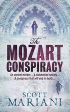 The Mozart Conspiracy (Ben Hope, Book 2) (Ben Hope 2),Scott Mariani