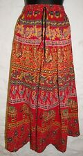 New Cotton Skirt 12 14 16 Hippy Ethnic Mandala Hippie Hippy Fair Trade Elephant