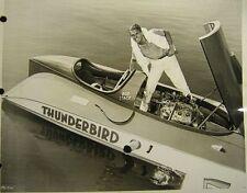 VENTNOR 225 1947 HYDROPLANE PLANS FORD FLATHEAD RACE BOAT