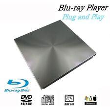 Unidad de Dvd Blu Ray 3D Externa Usb 3.0 Bd Cd Grabadora de Dvd Reproductor L5T4