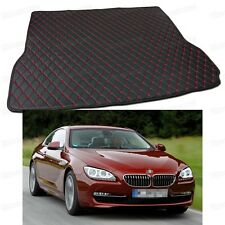 Anti Scrape Leather Car Trunk Mat Carpet Fit for BMW 6-Series Coupe 2012-2017
