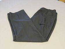 Mens Nike Dry Dri Fit XL xlarge sport training 800201 dark grey 021 pants active