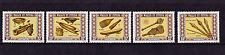 Francia (Wallis & Futuna) - 1977 Artesanías-u/m-Sg 265-9