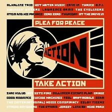Plea For Peace/Take Action! - Plea For Peace/Take Action! [CD]