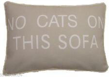 Cojines decorativos Lichfield 100% algodón para el hogar