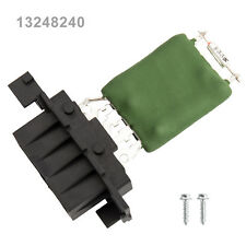 Heater Blower Control Resistor Replacement 13248240 for Vauxhall Fiat Punto