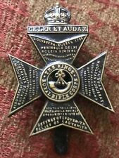 More details for original cap badge of the kings rifle corps