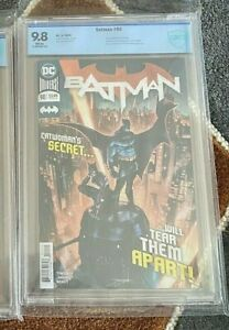 BATMAN #90 CBCS 9.8 - 1st First Appearance The Designer 🔥1st Print - DC Comics
