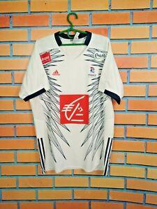 France Jersey Handball Size LARGE Shirt Adidas B45319