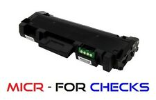MICR Toner Cartridge for Samsung (MLT-D118L/XAA) ML-1665, ML1865W - for Checks