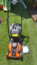 Worx WG773E 24V Cordless Lawn Mower 33cm Cutting Width