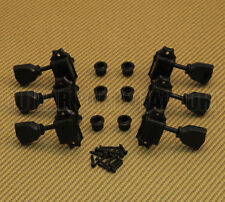 WJ-44-3B Wilkinson 3x3 Black Vintage Tuners for Gibson/Epiphone Les Paul SG®