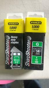 2 x 12mm  &14mm haeavy  duty stanley sharshooter spale pins