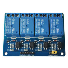 New 5V 4 Relay Module Shield Control Board For Arduino Arm PIC AVR DSP