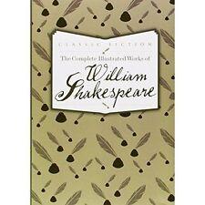 Illustrated Hardback Books William Shakespeare
