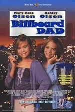 BILLBOARD DAD Movie POSTER 27x40 Mary-Kate Olsen Ashley Olsen Tom Amandes