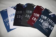 !! NEU: Tom Tailor Halbarmshirt Unisex - Gr. M / L / XL / 2XL / 3XL !!