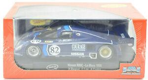 """Slot It """"Courage"""" Nissan R89C #89 - 1990 Le Mans 1/32 Scale Slot Car CA28F"""