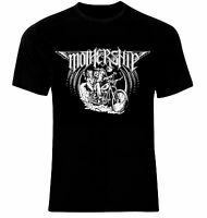 Motorrad Biker Rocker Tattoo Mothership T-Shirt All Sizes