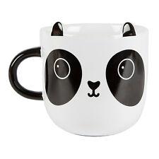 Sass and Belle Panda Kawaii Friends Mug - Ceramic Tea/Coffee cup.