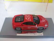 BBR / Gasoline  Ferrari F 430 Challenge Frankfurt Motorshow 2005 1:43 Neu in OVP